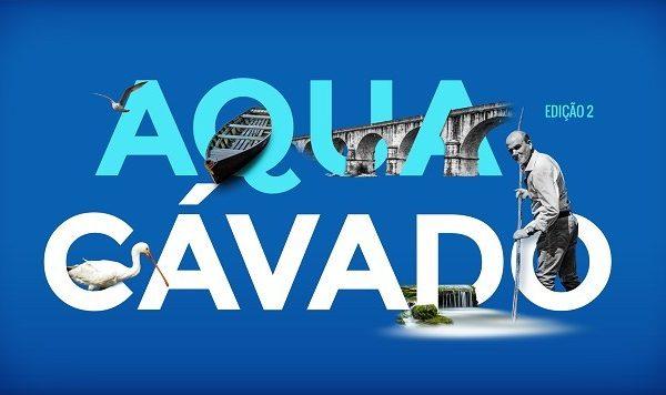 """""""AQUA Cávado: o rio que nos une"""" - primeira edição"""